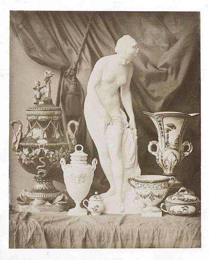 Louis-Rémy ROBERT (1811-1882). Composition...