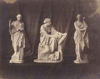 Louis-Rémy ROBERT (1811-1882). Céramiques...