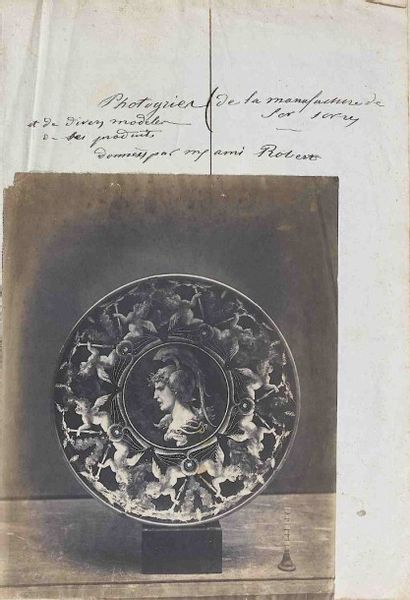 Louis-Rémy ROBERT (1811-1882). Vases et céramiques...
