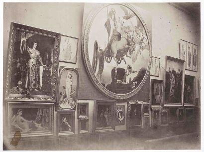 Eugène DISDERI (1819-1889). Album de l'Exposition...