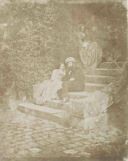Louis-Rémy ROBERT (1811-1882). Henriette...
