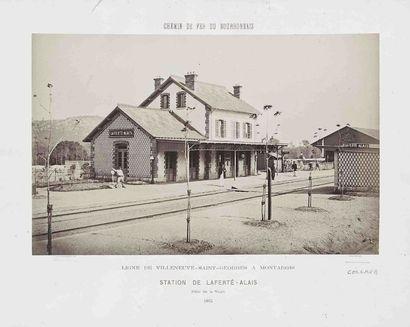 Hippolyte COLLARD (1812-1895/97). Station...