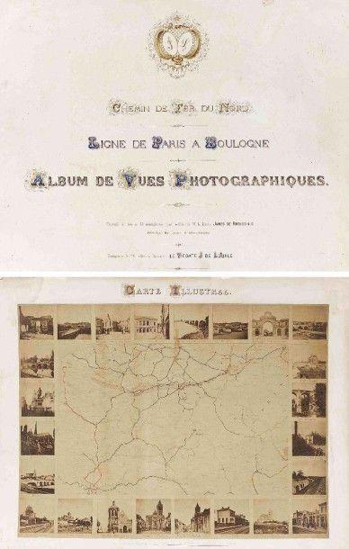 Édouard-Denis BALDUS (1813-1889). Chemin...