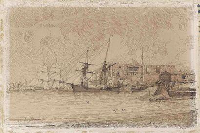 Jean-Baptiste Henri DURAND-BRAGER (1814-1879)....
