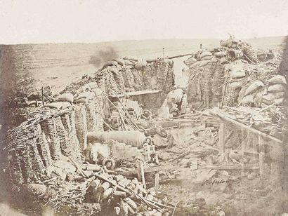 James ROBERTSON (1813-1888). [Guerre de Crimée]....