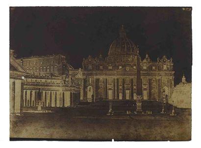 [ITALIE]. Basilique Saint-Pierre. Rome. Italie....