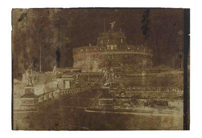 [ITALIE]. Castello San Angelo. Rome. Italie....