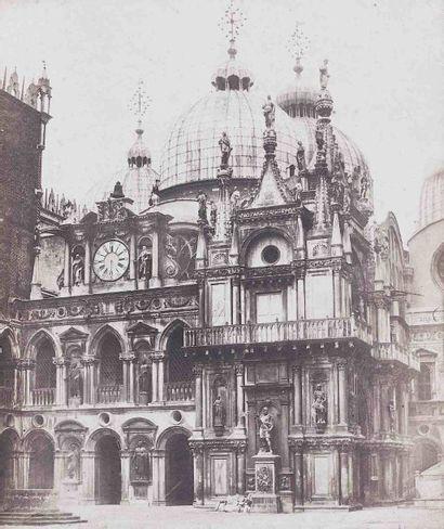 [ITALIE]. Le Palais des Doges. Venise. Italie....