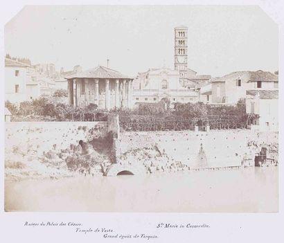 Enrico BEGUIN (actif dans les années 1850)....
