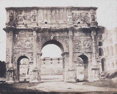 [ITALIE]. Arc de Triomphe de Constantin....