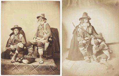 Gustave LE GRAY [Attribué à] (1820-1884)....
