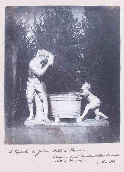 Alfred Nicolas NORMAND (1822-1909). Le Vignerolle...
