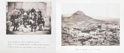 Dimitrios CONSTANTINE (actif 1850-1860)....