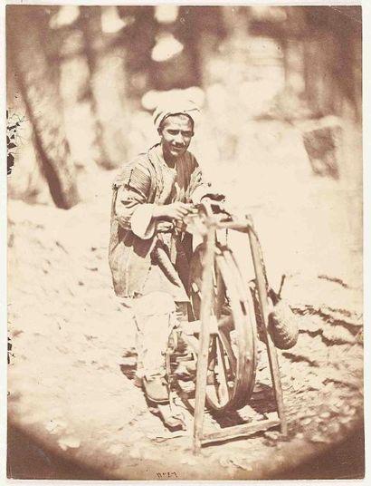 James ROBERTSON (1813-1888). Types turcs,...