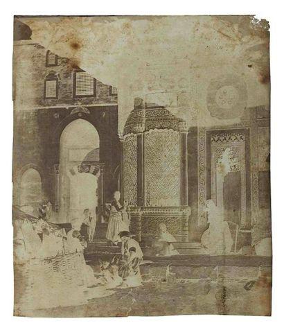 James ROBERTSON (1813-1888). Impérial gate...