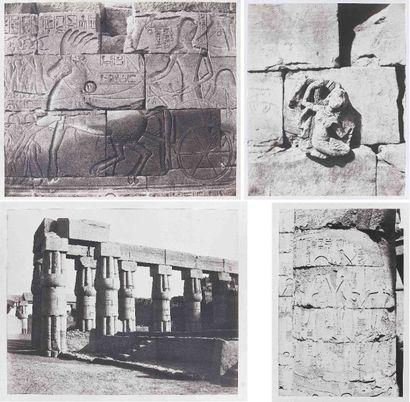 Félix TEYNARD (1817-1892). Égypte et Nubie....
