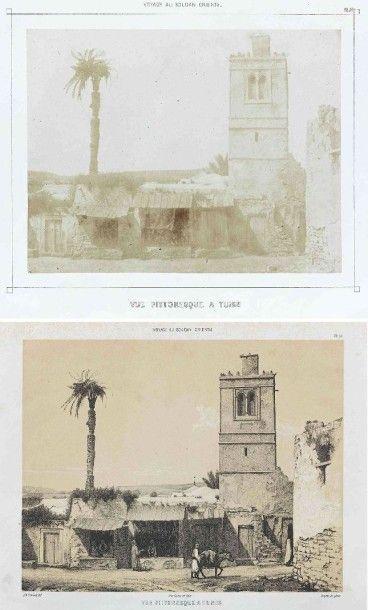 Pierre TRÉMAUX (1818-1895). Voyage au Soudan...