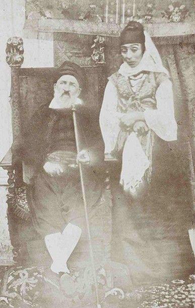 Ernest Philip BENECKE (1816-1894). Égypte....