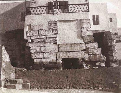 Théodule DEVERIA (1831-1871). Château de...