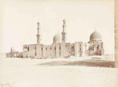 Gustave LE GRAY (1820-1884). Tombeau du Sultan...
