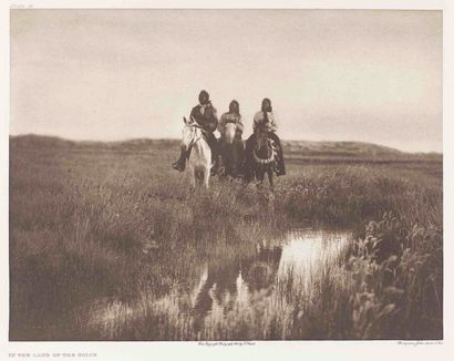 Edward Sheriff CURTIS (1868-1952). In the...