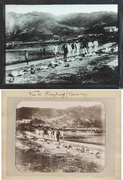 William SAUNDERS et divers photographes (1832-1892)....