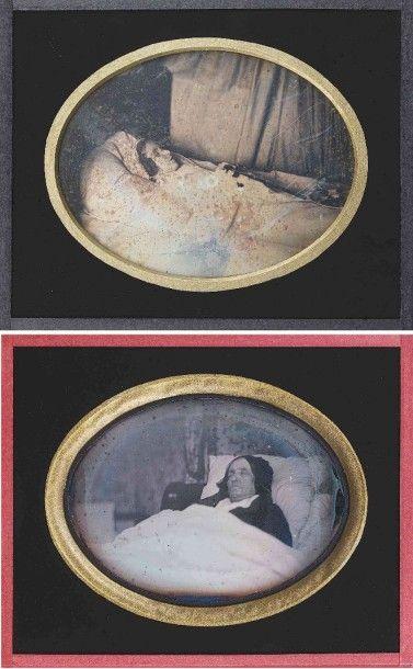 EFIXON (Actif dans les années 1850). Portraits...