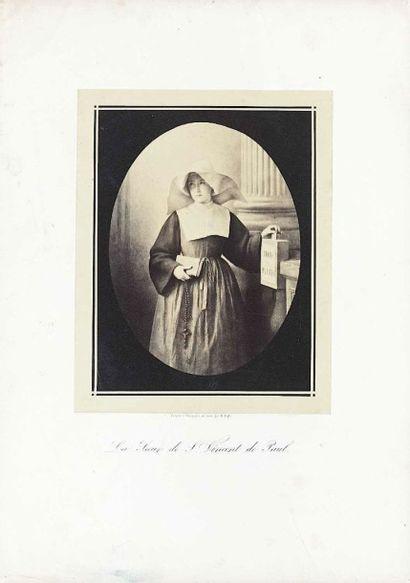 ALOPHE [Marie-Alexandre, dit Menut] (1811-1883)....