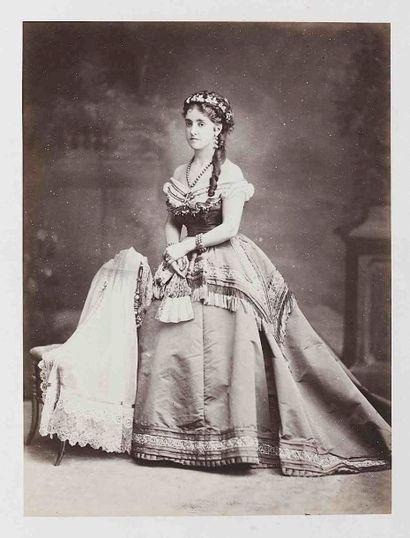 Charles REUTLINGER (actif années 1850-1880)....