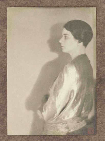 Paul BURTY-HAVILAND (1880-1950). Portraits...