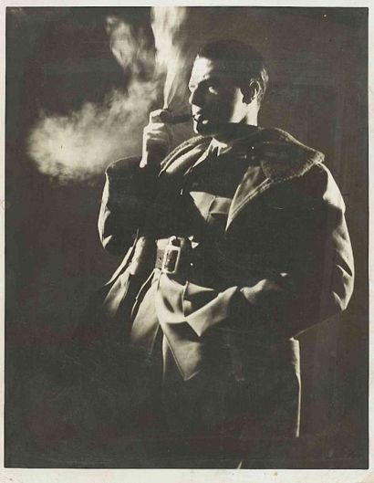 François KOLLAR (1904-1979). Autoportrait....