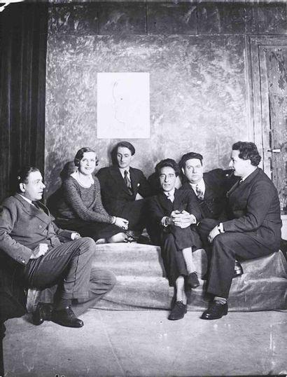 Boris LIPNITZKI (1887-1971). Le Groupe des...