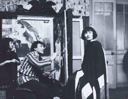 Thérèse BONNEY [Mabel Bonney, dite] (1894-1978)....