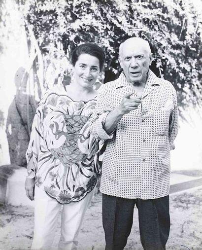 BRASSAÏ [Gyula Halász, dit] (1899-1984)....