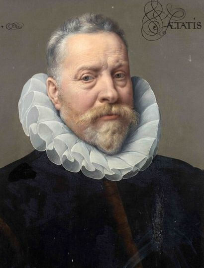 FRANS POURBUS le Jeune (Anvers, 1569 - Paris,...