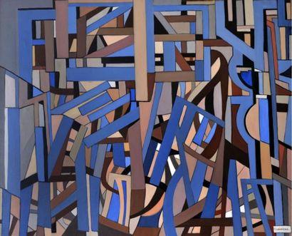 Tamara de LEMPICKA (1898-1980) Composition...