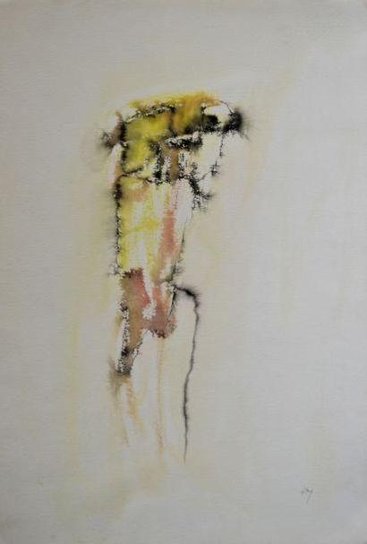 Henri MICHAUX (1899-1984) Sans titre Encre...