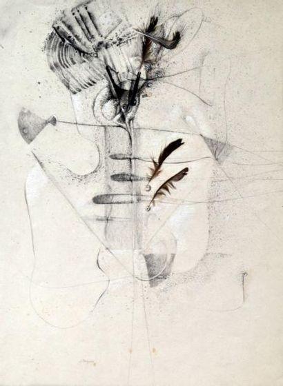 Christian d'ORGEIX (1927) Composition Technique...