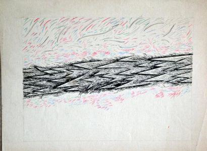 Carl BUCHHEISTER (1890-1964) Composition...