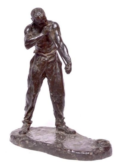 Fernand CLOSTRE (?-1927) Le souffleur de...