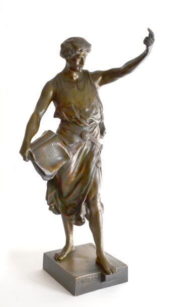 Emile Louis PICAULT (1833-1915) Vincere....