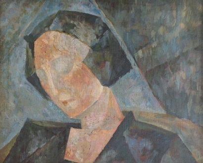 Robert Rafaelovich FALK (1886-1958) Portrait...