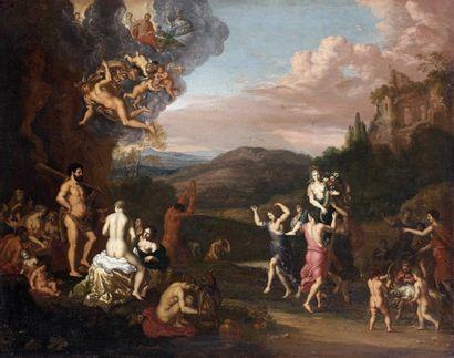 Daniel VERTANGEN (La Haye, 1598 - Amsterdam,...