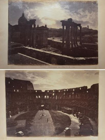 ITALIE. Gioacchino ALTOBELLI (1825-1878)....