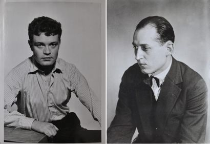 MAN RAY (1890-1976). Philippe SOUPAULT (1897-1990),...