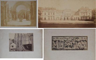 Charles MARVILLE (1813-1879). Le Palais-Royal...