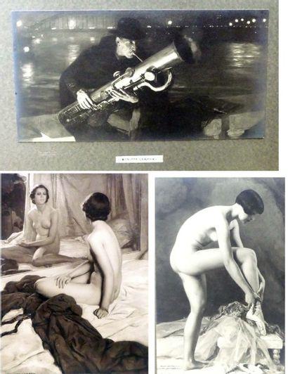 [Auguste LEROUX, peintre des années 1890-1950]....