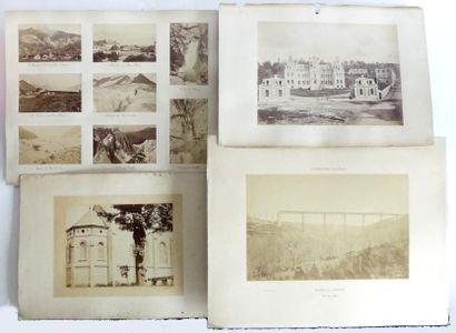 FRANCE - XIXe siècle par A. TERRIS phot....