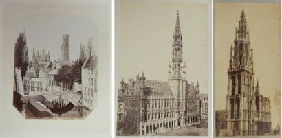 BELGIQUE. Société Royale Belge de Photographie...