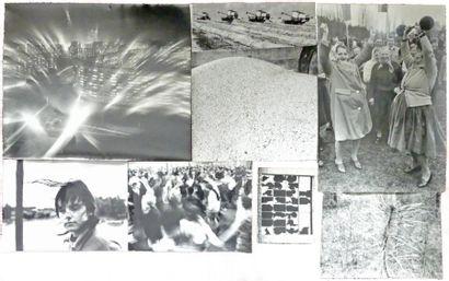 REPORTAGES PHOTOGRAPHIQUES, ÉTUDES, ALLEMAGNE...